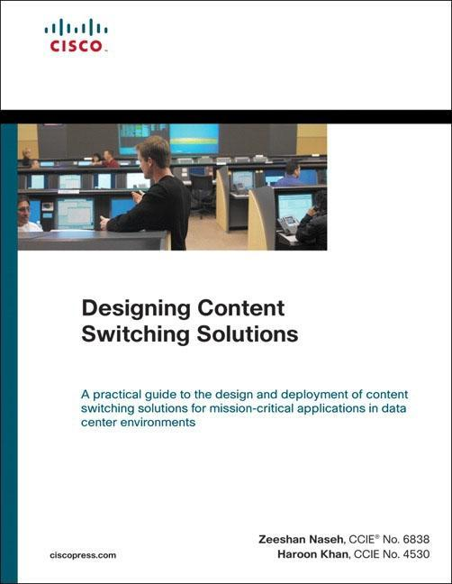 Designing Content Switching Solutions als Buch ...