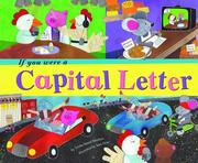 If You Were a Capital Letter
