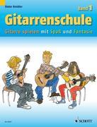 Gitarrenschule Band 1