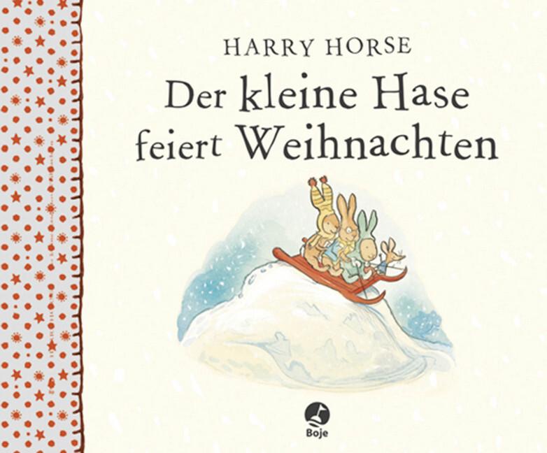 Der kleine Hase feiert Weihnachten als Buch von...