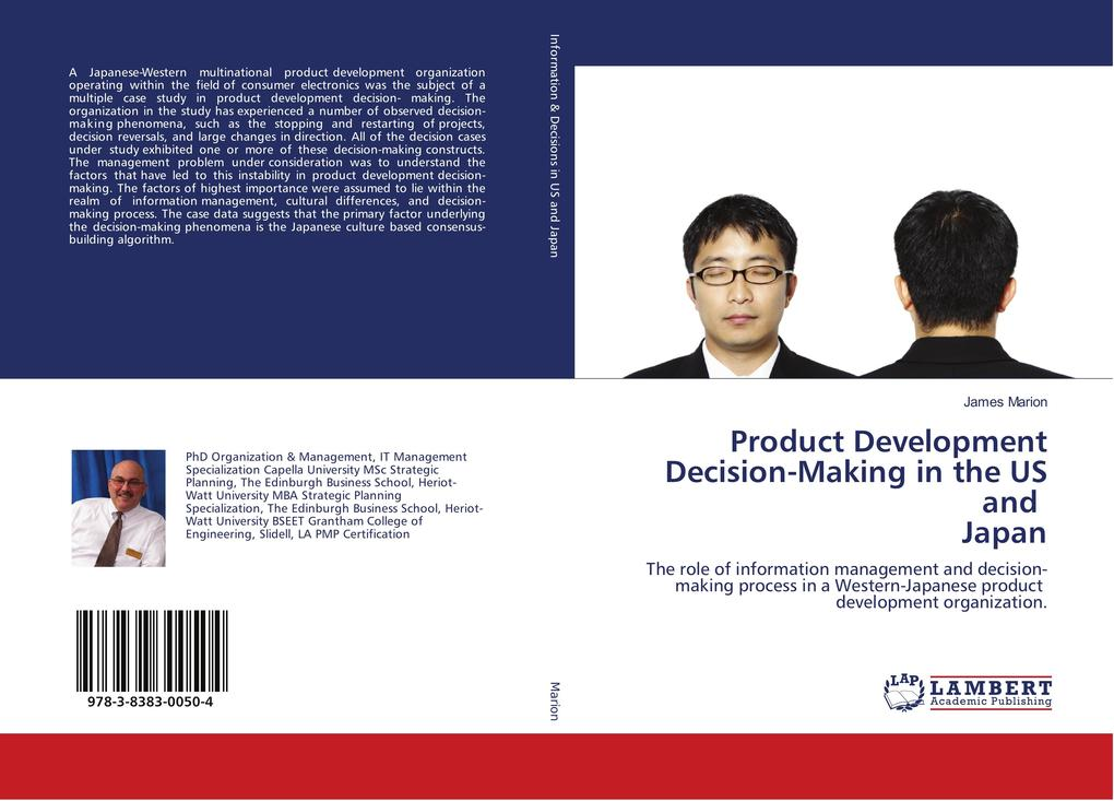 Product Development Decision-Making in the US a...