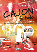 Martin Röttger's Cajon Schule + CD + DVD