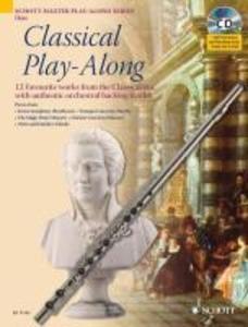 Classical Play-Along. Flöte als Buch von Artem ...