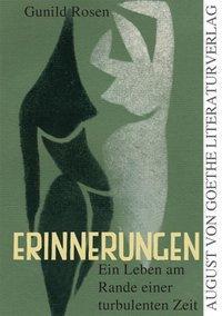 Erinnerungen als Buch von Gunild Rosen