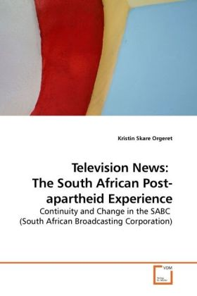 Television News: The South African Post-aparthe...