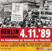 Berlin Alexanderplatz 4.11.'89