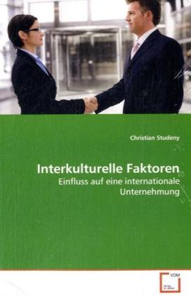 Interkulturelle Faktoren als Buch von Christian...