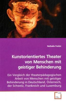 Kunstorientiertes Theater von Menschen mit geis...