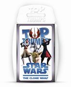 Winning Moves - Top Trumps - Star Wars The Clones Wars