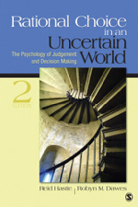Rational Choice in an Uncertain World als Buch ...