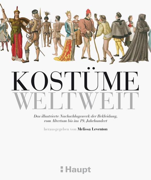 Kostüme weltweit als Buch von