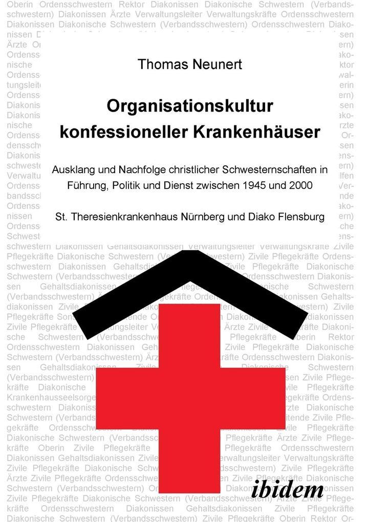 Organisationskultur konfessioneller Krankenhäus...