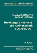 Hamburger Sicherheits- und Ordnungsrecht - SOG/PolDVG