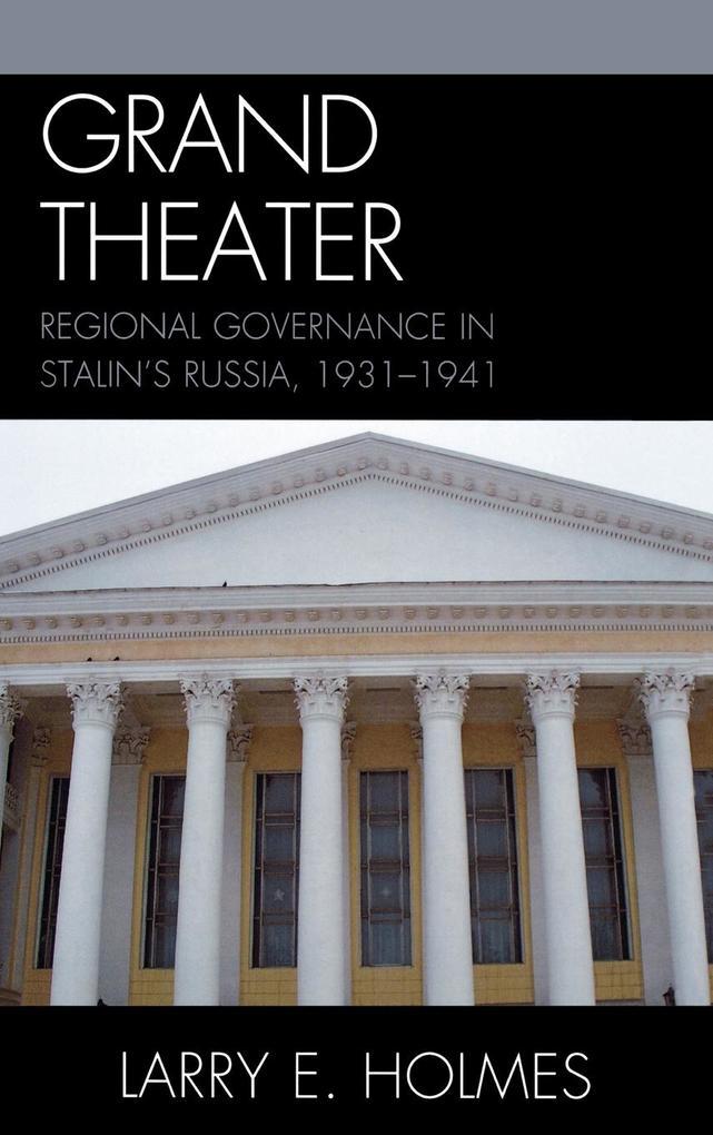 Grand Theater als Buch von Larry E. Holmes