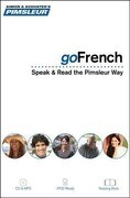 Pimsleur Gofrench Course - Level 1 Lessons 1-8 CD: Learn to Speak, Read, and Understand French with Pimsleur Language Programs [With Book(s) and MP3]