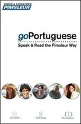 Pimsleur Goportuguese (Brazilian) Course - Level 1 Lessons 1-8 CD: Learn to Speak, Read, and Understand Brazilian Portuguese with Pimsleur Language Pr