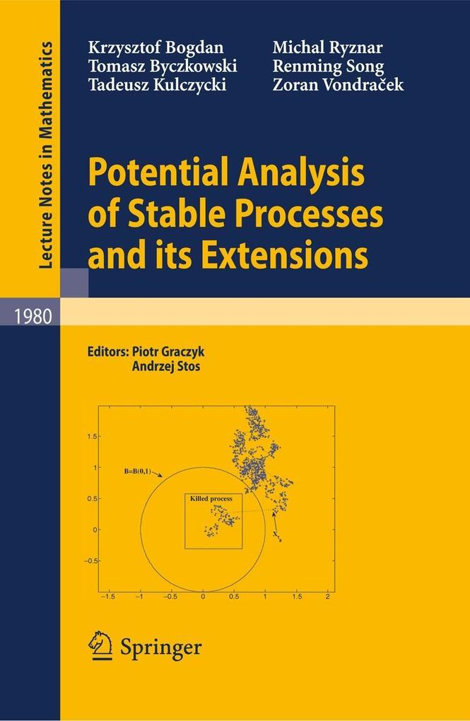 Potential Analysis of Stable Processes and its ...
