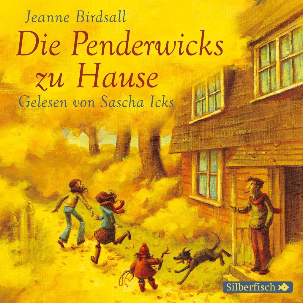 Die Penderwicks zu Hause als Hörbuch CD