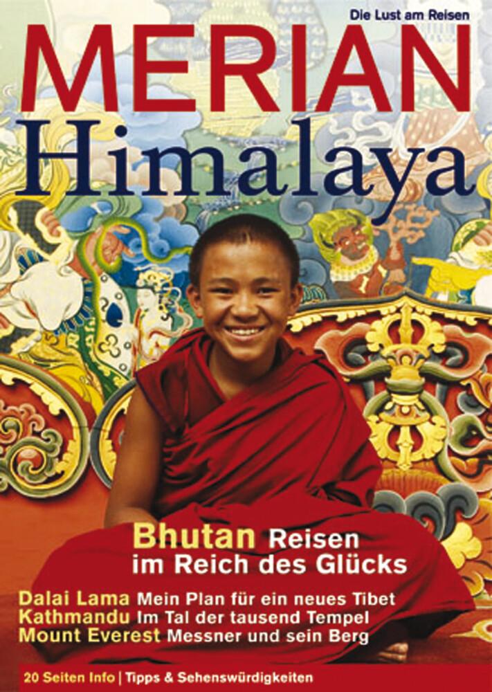 MERIAN Himalaya als Buch von