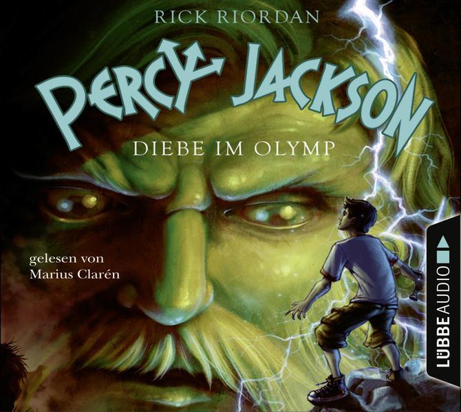 Percy Jackson 01. Diebe im Olymp als Hörbuch