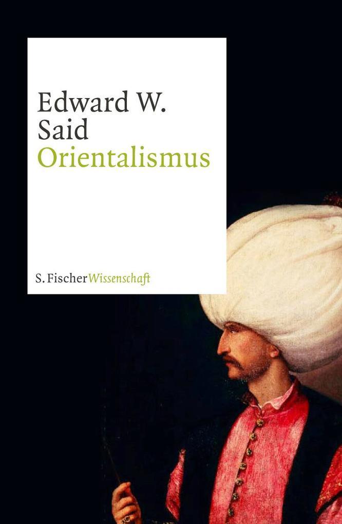 Orientalismus als Buch