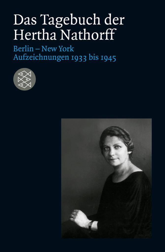 Das Tagebuch der Hertha Nathorff als Taschenbuch