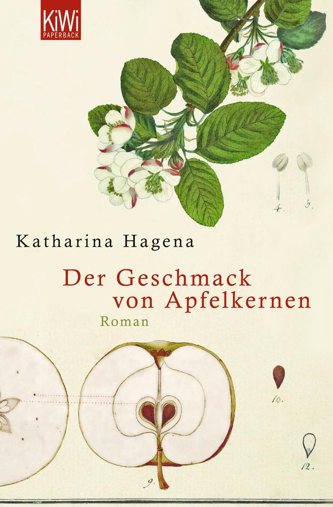 Der Geschmack von Apfelkernen als Taschenbuch