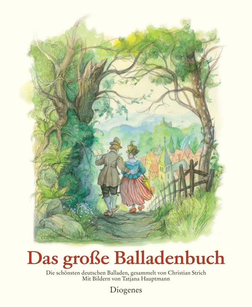 Das große Balladenbuch als Buch