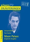 Interpretation zu Paul Auster. Moon Palace