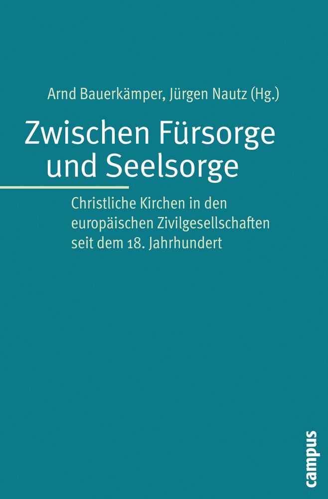 Zwischen Fürsorge und Seelsorge als Buch von Fr...