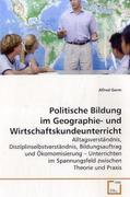 Politische Bildung im Geographie- undWirtschaftskundeunterricht