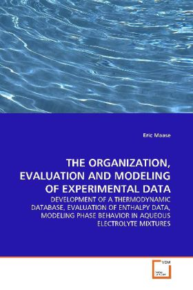 THE ORGANIZATION, EVALUATION AND MODELING OFEXP...