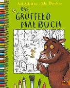 Der Grüffelo. Das Grüffelo-Malbuch