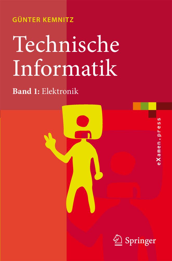 Technische Informatik als Buch von Günter Kemnitz