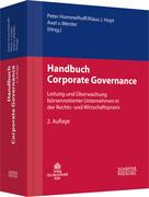 Handbuch Corporate Governance