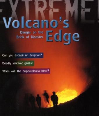 The Volcano's Edge als Buch (gebunden)