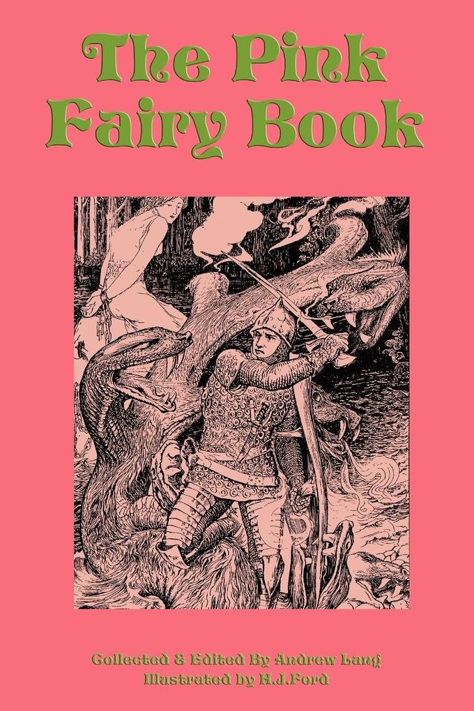 The Pink Fairy Book als Taschenbuch von