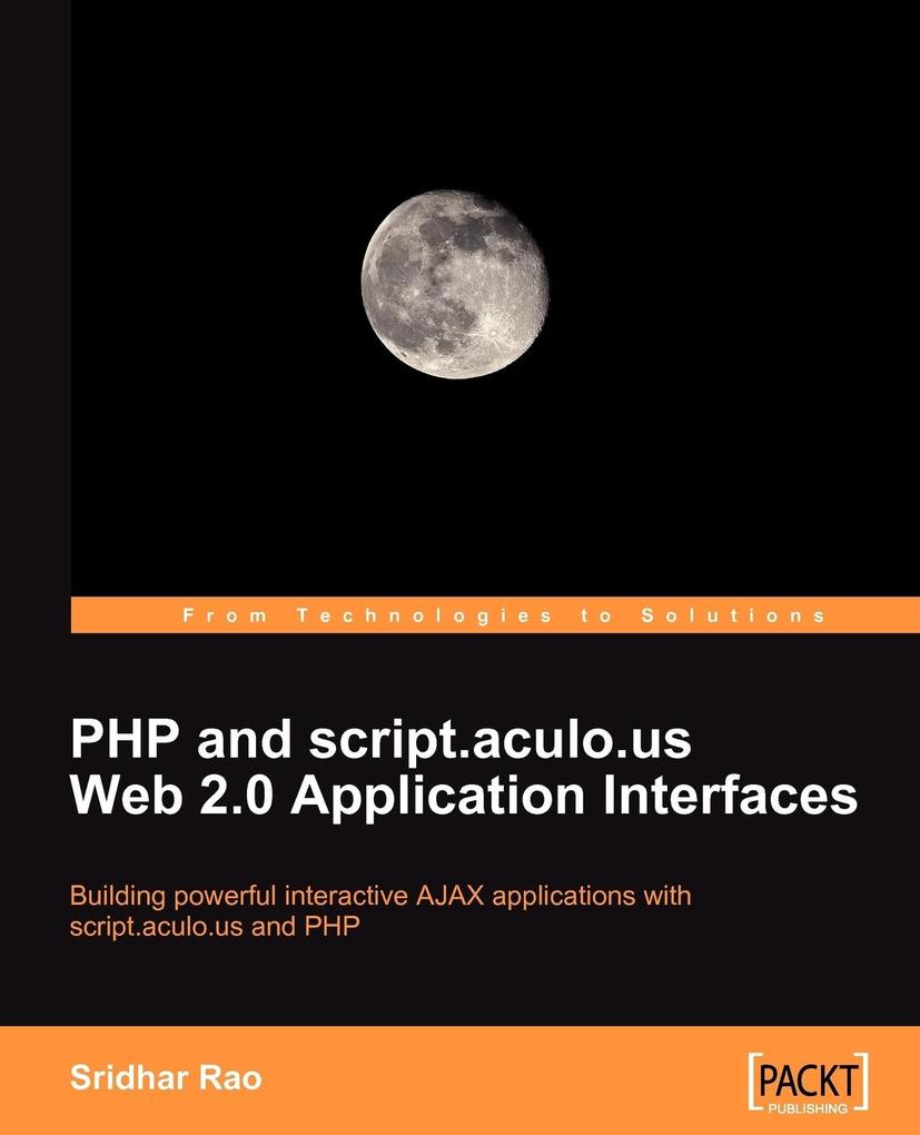 PHP and script.aculo.us Web 2.0 Application Int...