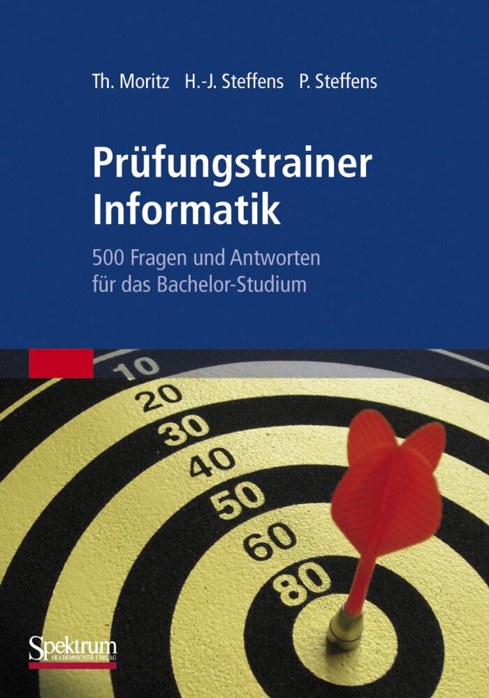 Prüfungstrainer Informatik als Buch von Thorste...