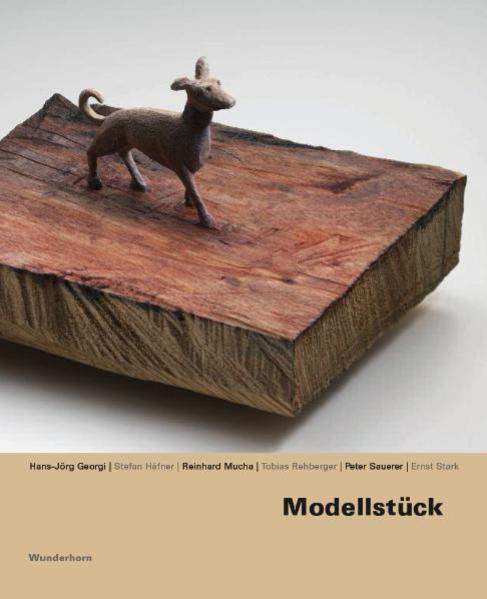 Modellstück als Buch von Hans-Jörg Georgi, Rein...