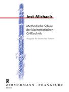 Methodische Schule der klarinettistischen Grifftechnik