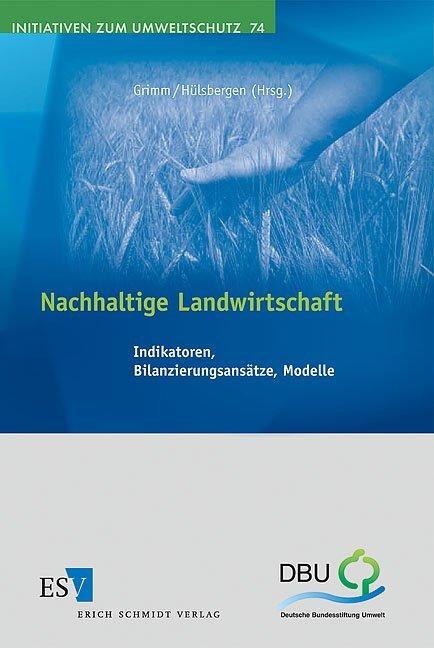 Nachhaltige Landwirtschaft als Buch von