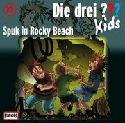 Die drei ??? Kids 10. Spuk in Rocky Beach (drei Fragezeichen) CD