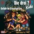Die drei ??? Kids 06. Gefahr im Gruselgarten (drei Fragezeichen) CD