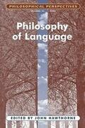 Philosophy of Language, Volume 22