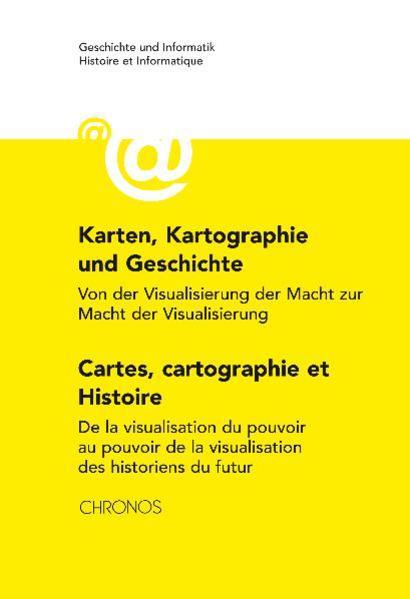 Karten, Kartographie und Geschichte Cartes, car...
