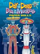 Day of the Dead/Dia de Los Muertos Paper Dolls