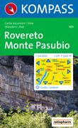 Rovereto / Monte Pasubio 1 : 50 000