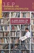 Journal für Entwicklungspolitik Vol.XXV 4-2009