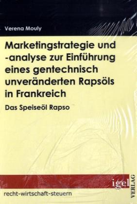 Marketingstrategie und -analyse zur Einführung ...